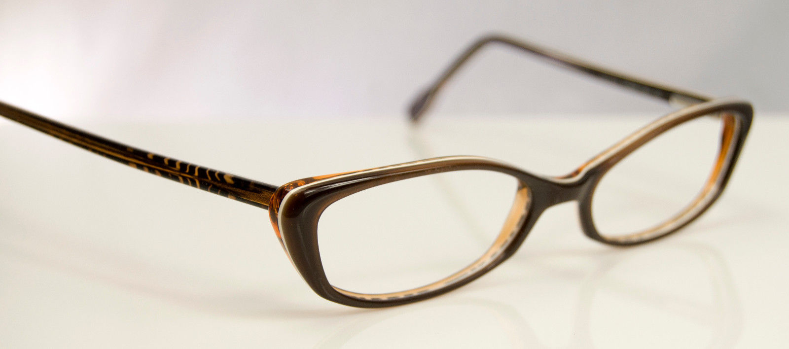 Vintage EX 1813 Made in Italy Eyeglass Frames 50-16-135 ...