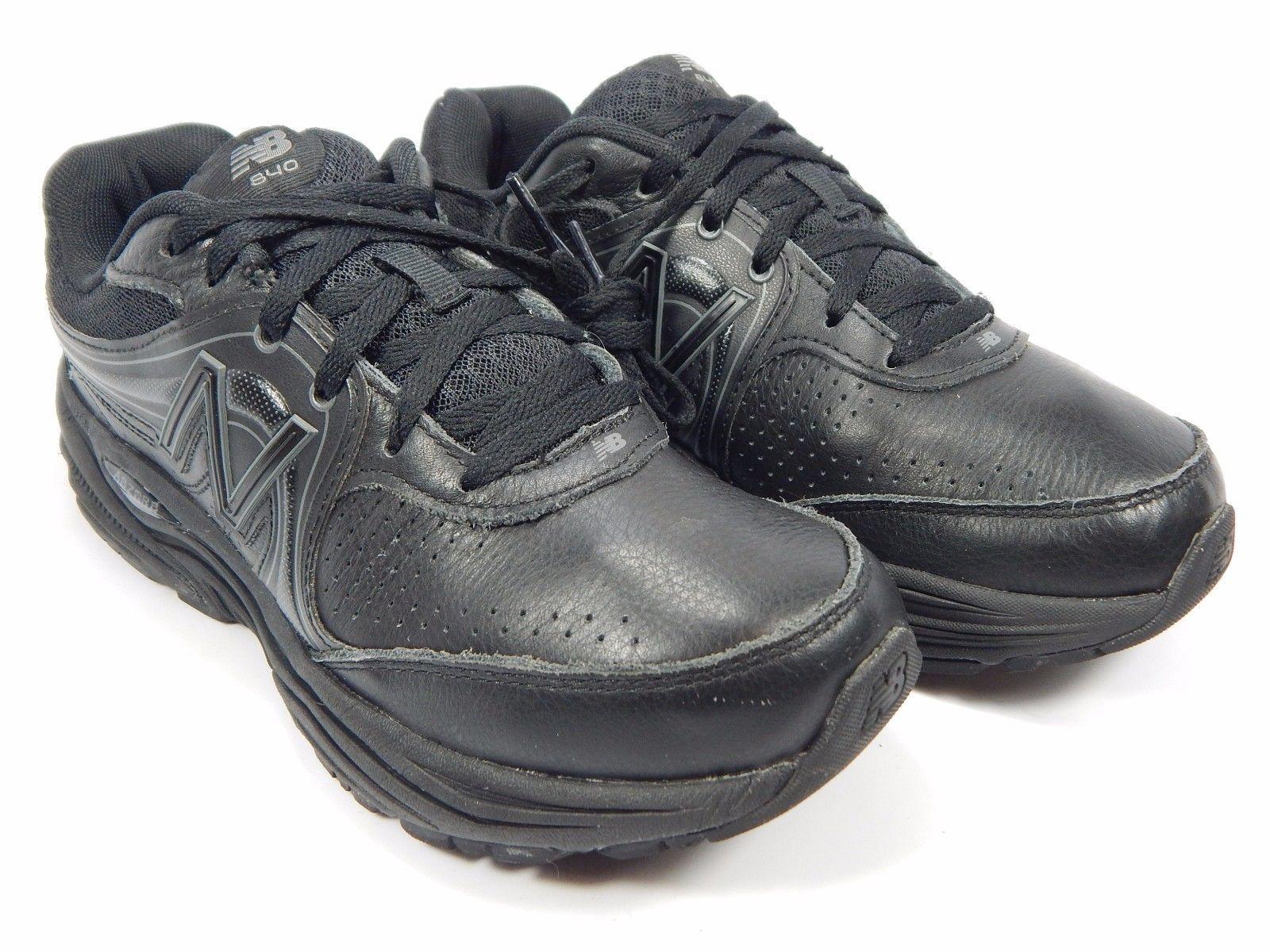 New Balance 840 Women's Walking Shoes Size US 7 M (B) EU 37.5 Black WW840BK