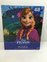Disney Frozen Anna 48 Piece Puzzle Factory - $14.37