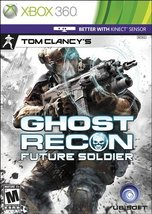 Tom Clancy's Ghost Recon: Future Soldier - Xbox 360 [Xbox 360] - $3.95