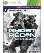 Tom Clancy's Ghost Recon: Future Soldier - Xbox... - $6.38