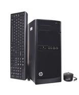 HP 110-023w Pentium Dual-Core G2020T 2.5GHz 8GB 1TB DVD±RW Windows 8 Desktop w/D - $211.36