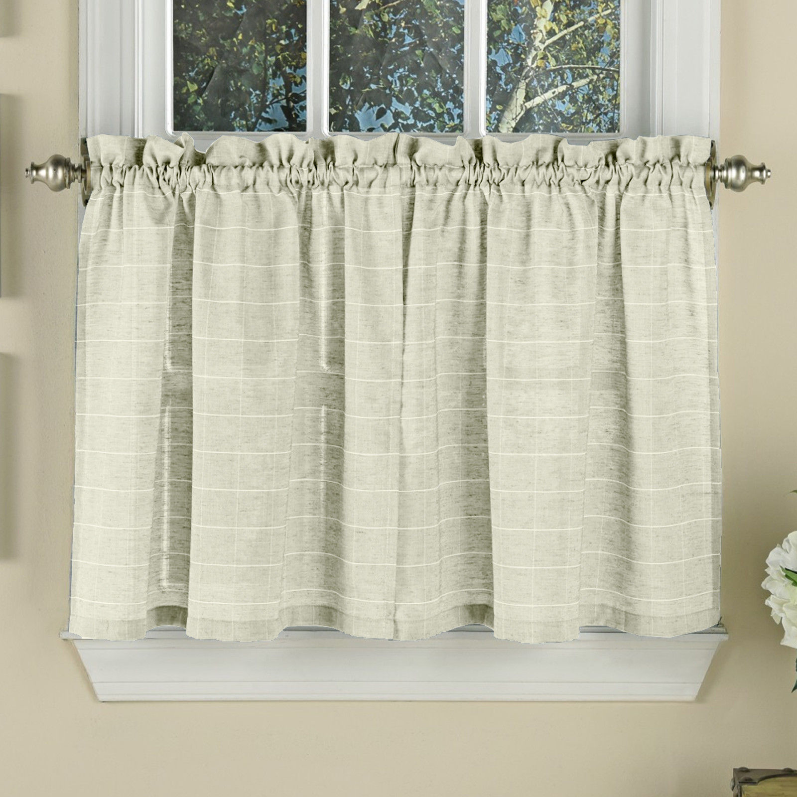 Vue Supple Woven Window Pane Pattern Kitchen and 50 similar items