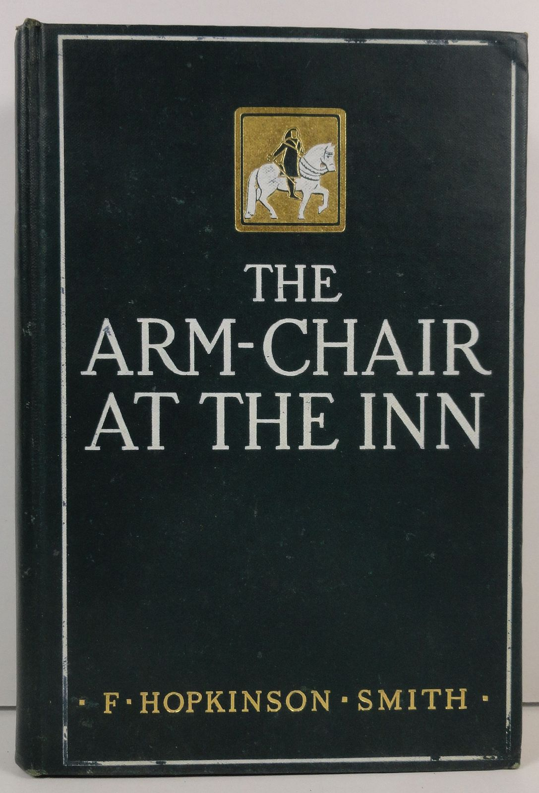 The Arm Chair at the Inn by F Hopkinson Smith 1912 Scribners