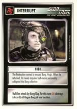 Star Trek CCG - Hugh - $0.75