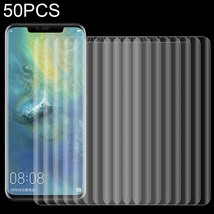 50 PCS Non-full PET Soft Screen Protector for Huawei Mate 20 Pro - $32.38