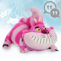 Disney Store Glow in the Dark Interactive Talking Cheshire Cat Plush - €26,50 EUR