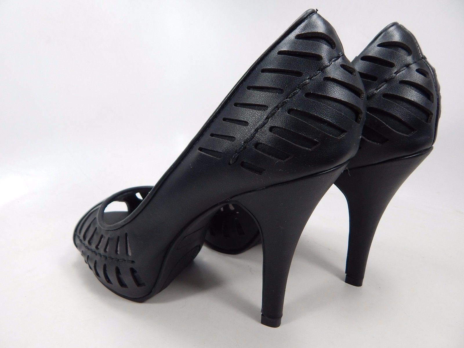 Rampage Ginnie Platform Pumps High Heels Women's Size US 6.5 Black $49