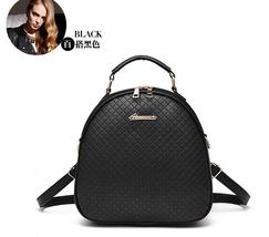 Sweet Girl's Leather Backpacks Fashion Shoulder Bags,Backpacks N136-1 - $36.99