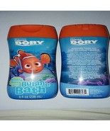 Finding Dory Bubble Bath Bubbly Berry Scent Disney Pixar Swim Dory Set of 2 - $9.89