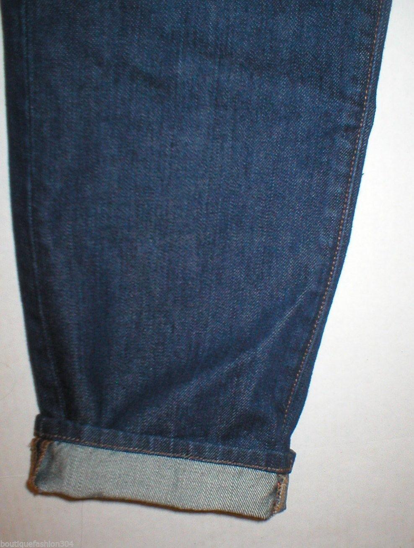New J Brand Jeans Dark Womens NWT Aidan Slouchy Boy Jean 29 Ringer image 4