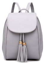 Free Shipping Women Leather Backpacks Medium School Backpacks 8 Color  M... - $38.99