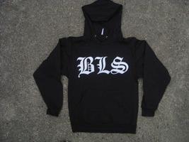 BLACK LABEL SOCIETY / BLS Logo / Two Sided Print / Unisex- Hoodie.Brand New - $31.99+