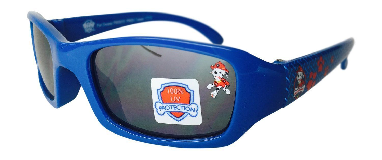 3c6a27ecf8 PAW PATROL CHASE Nickelodeon Boys 100% UV Shatter Resistant Sunglasses NWT  $13