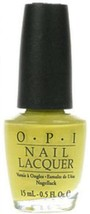 Opi Nail Lacquer Fiercely Fiona Nl B94 (15 ML/0.5 Fl. Oz.) (One Bottle) - $9.99