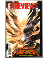 Marvel Previews #34 - May 2015 - $2.29