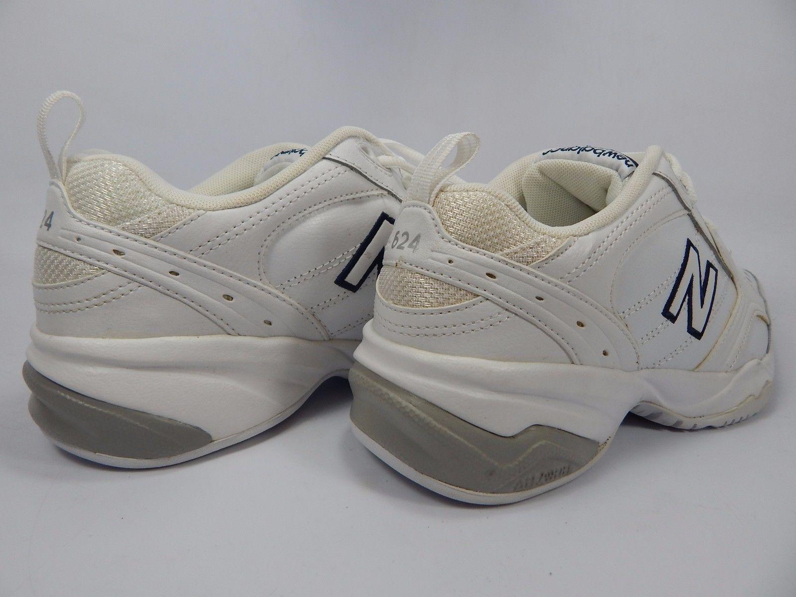 New Balance 624 v2 Women's Cross Training Shoes Size US 7 M (B) EU 37.5 WX624WT2
