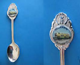 Melbourne Australia Souvenir Collector Spoon Collectible Australian Tram Vintage - $5.95