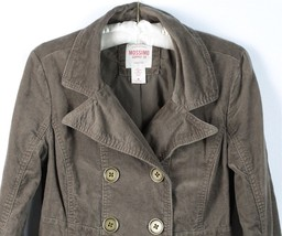 Mossimo Women's Soft Cotton Brown Jacket Size M... - $17.80