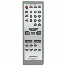 Panasonic EUR7711120 Factory Original Audio System Remote For Panasonic ... - $13.29
