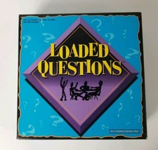 Loaded Questions Board Game for Adults 1997 - $9.49