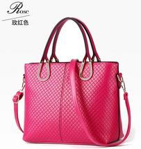 Free Shipping Women Leather Shoulder Bags Large Leather Handbags Mixed N... - €35,33 EUR