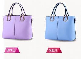 Free Shipping Women Leather Shoulder Bags Fashion New Handbags H143-1 - $38.99