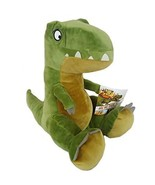 Kohl's Cares Green T-Rex Dinosaur Plush from Childrens Book 'are We Ther... - $10.00
