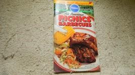 PILLSBURY ALL AMERICAN PICNICS & BARBEQUES JUNE 1995 COOKBOOK FREE USA SHIP - $4.97