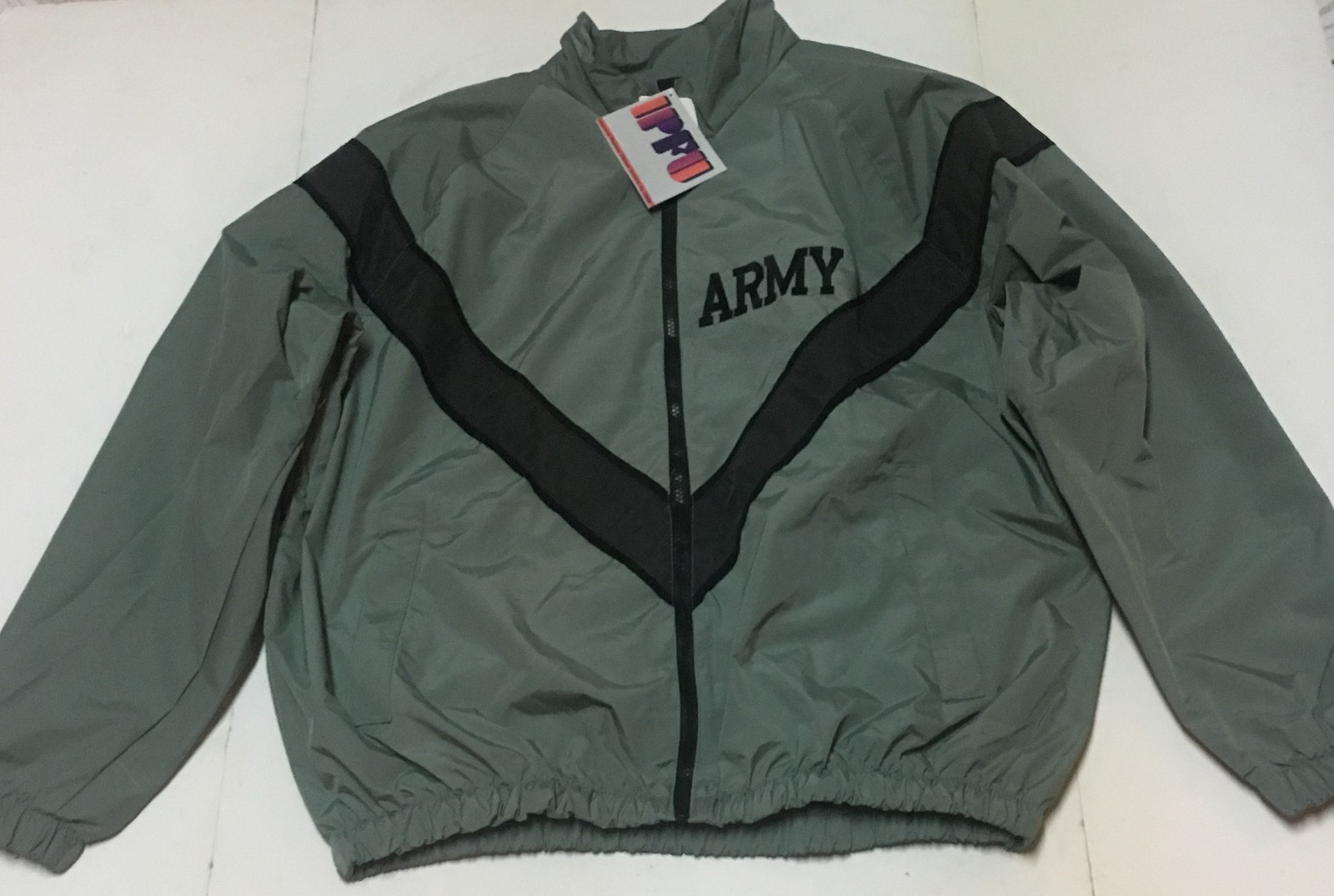 DSCP Performance Uniform Jacket ARMY Sz Large Regular