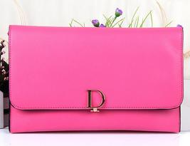 Mixed Color Leather Shoulder Bags Clutch Bags Free Shipping M145-1 - ₨1,812.56 INR+