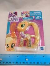 My Little Pony the Movie All About Applejack MOC Single Carded Pony - $7.00