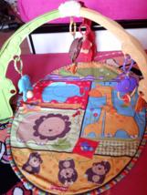 Mattel Fisher Price Gym Baby Play Musical Activity Rainforest Friends - $49.40
