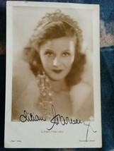 Lilian Harvey Hand Signed Autograph With Lifetime Guarantee - $100.00