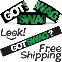Got Swag Item Merchandise Wristband Free Shipping on Brand New Swagg Bracelet - $8.89