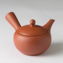 JINSUI - Komaru - Kiwami Syudei kyusu teapot 200 cc w handcrafted cerami... - $61.70