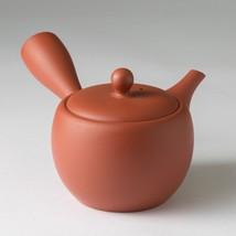 JINSUI - Natsume - Kiwami Syudei kyusu teapot 350 cc w handcrafted ceram... - $61.70