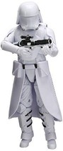 Star Wars First Order Snow trooper Action Figure, The Black Series 6-Inch - $21.58