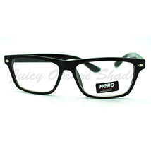 Clear Lens Glasses Rectangular Nerdy Smart Look Optical Frame - $9.95