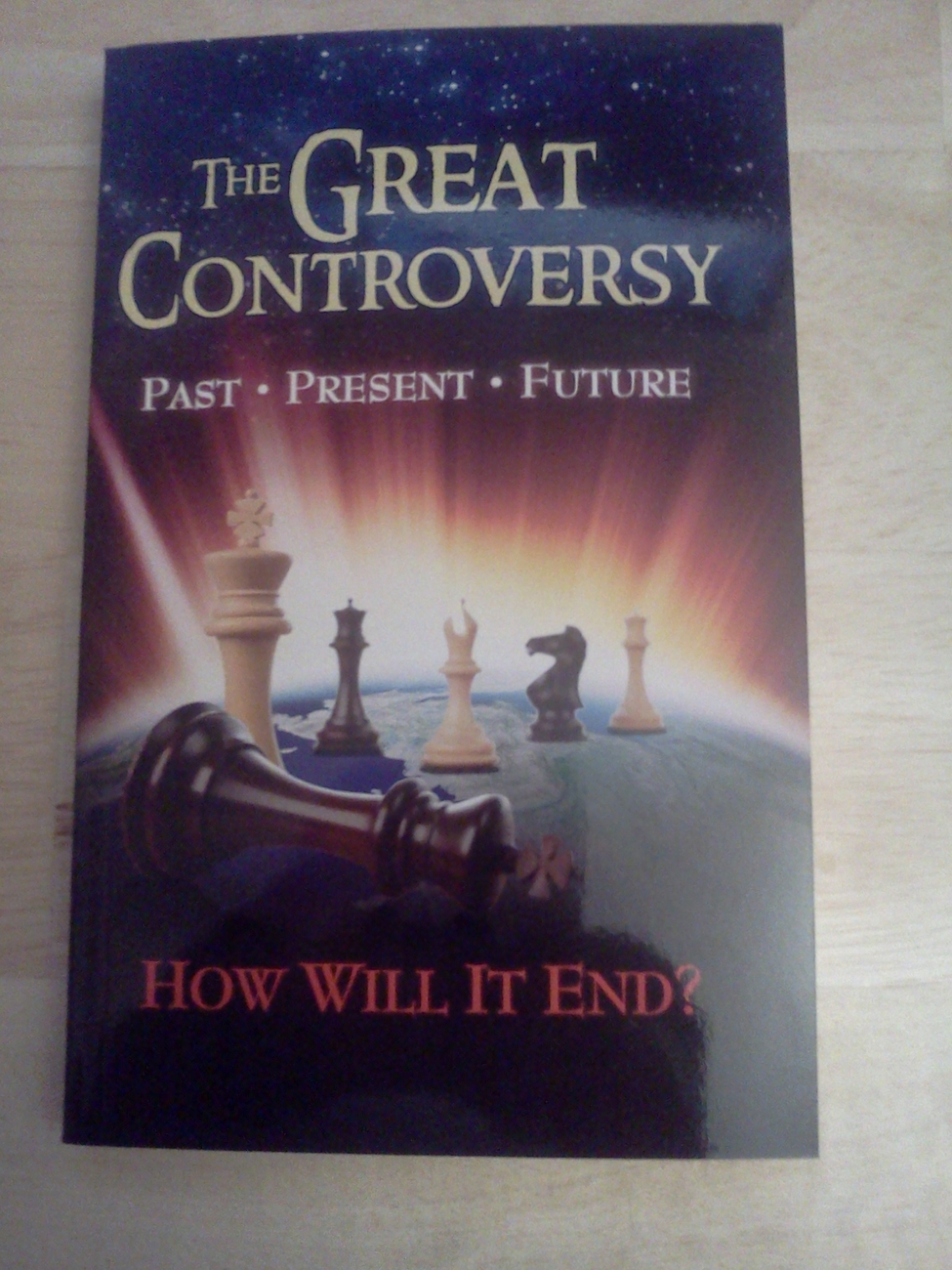 the great controversy book pdf