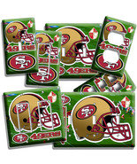 SAN FRANCISCO 49ERS NFL FOOTBALL TEAM LOGO LIGH... - $7.99 - $17.59