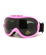 Oversize Spherical Ski Snowboard Goggles Anti Fog Shatterproof Lens - $18.95