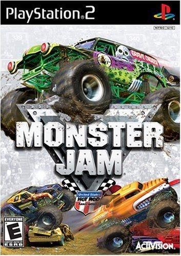 Monster Jam - PlayStation 2 [PlayStation2]