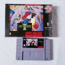 Jim Power The Lost Dimension In 3D SNES ( Super Nintendo 1993 ) With Box... - $28.70