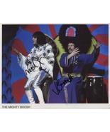 The Mighty Boosh Noel Fielding + Julian SIGNED Photo + COA Lifetime Guarantee - $79.99