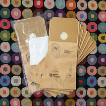 Nilfisk Advance 56704409 Vacuum Cleaner Bags Upright Mixed Lot of 15 NIP  - $21.73