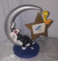 New RARE Sylvester & Tweety Star Picture frame Warner Bros. Orig Box Nev... - $21.78