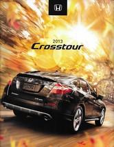 2013 Honda CROSSTOUR sales brochure catalog US 13 Accord EX EX-L - $9.00