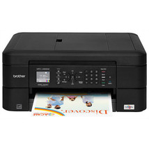 Brother WorkSmart Series MFC-J460DW All-in-One Inkjet Printer - $118.75