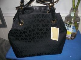 Michael Kors Jet Set Item Grab Bag Black $248 - $99.00